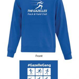 Gazelle Hoodie (Royal Blue)